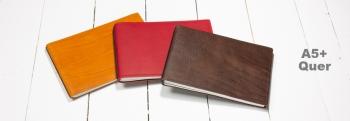 A5 QUER Notzbücher & Planer