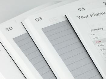 A5 Wochenkalender Plannerisms 2019