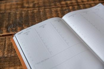 "A5 Wochenkalender ""Kreativgefühl mit Sinah"" 2021"