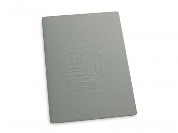 Kochlust Einlage mit abtrennbarem Umschlag (grau oder grün)