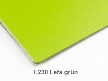 A6 Hülle 3er Lefa grün inkl. ElastiXs