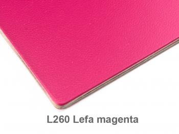 A6 Hülle 3er Lefa magenta inkl. ElastiXs