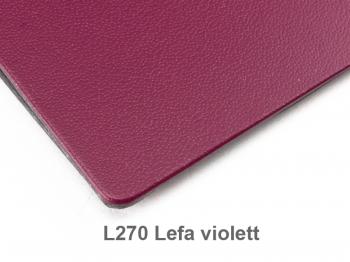 A5 4er Notizbuch Lefa violett, Notizenmix