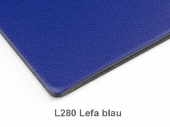 A5+ Quer Hülle 2er Lefa blau inkl. ElastiXs