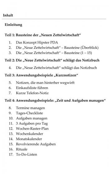 """Management by Karteikarte - Die """"Neue Zettelwirtschaft"""""""