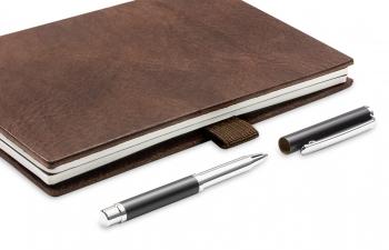Selbstklebende Stift-Schlaufe / Pen Loop schwarz
