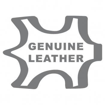 A6 Leder natur für eine Einlage, kastanie (1-906-1D1-W6)