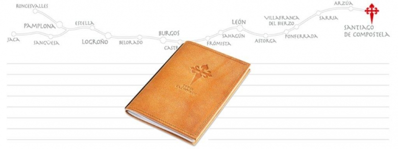 A6 Pilger-Tagebuch