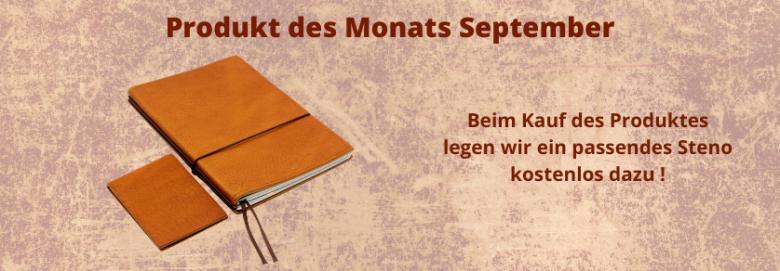 Produkt des Monats September