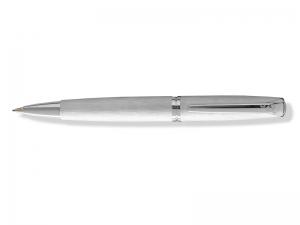Stift N°1: Drehbleistift 0,7 mm stahl gebürstet