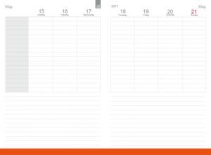 A5 Wochenkalender Plannerisms 2018 - Limited Edition