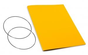 A4+ Hülle 1er Lefa gelb inkl. ElastiXs