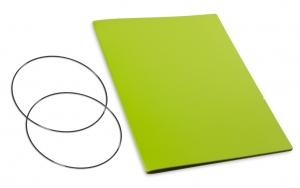 A4+ Hülle 1er Lefa grün inkl. ElastiXs