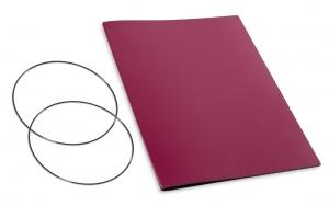 A4+ Hülle 1er Lefa violett inkl. ElastiXs