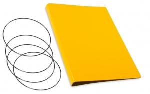 A4+ Hülle 3er Lefa gelb inkl. ElastiXs