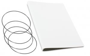 A4+ Hülle 3er Lefa weiß inkl. ElastiXs