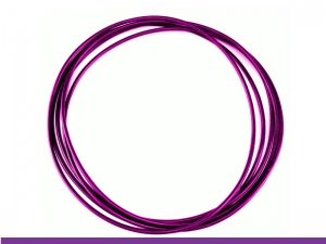 A5 ElastiX violett, 5er Pack