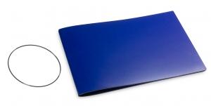 A5+ Quer Hülle 1er Lefa blau inkl. ElastiX