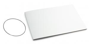 A5+ Quer Hülle 1er Lefa weiß inkl. ElastiX
