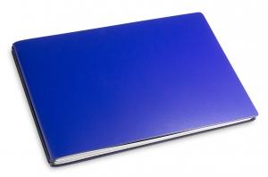 A5+ Quer 2er Lefa blau mit Notizenmix