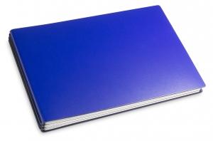 A5+ Quer 3er Lefa blau mit Kalender 2020