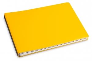 A5+ Quer 3er Lefa gelb mit Kalender 2021