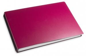 A5+ Quer 3er Lefa violett mit Kalender 2020