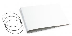 A5+ Quer Hülle 3er Lefa weiß inkl. ElastiXs