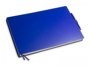 A5+ Quer 2er Lefa blau in der BOX