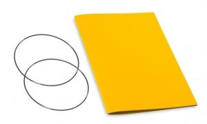 A5 Hülle 1er Lefa gelb inkl. ElastiXs