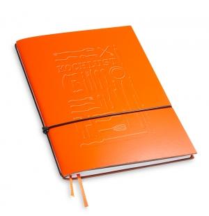 A5 1er Kochlust Lefa, orange