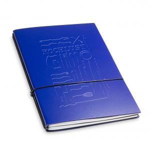 A5 2er Kochlust Lefa, blau