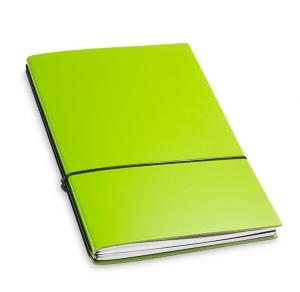 A5 2er Notizbuch Lefa grün, Notizenmix