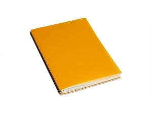 A5 Hülle 2er HardSkin mandarine inkl. ElastiXs