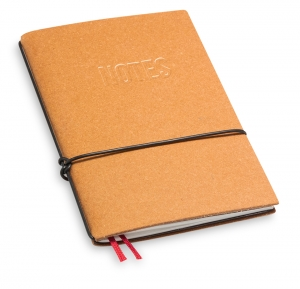 """NOTES"" A6 1er Lefa natur mit 1 x Notiz"