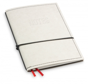 """NOTES"" A6 1er notebook Texon stone, 1 inlay (L200)"