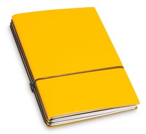 A6 3er Lefa gelb mit Kalender 2021
