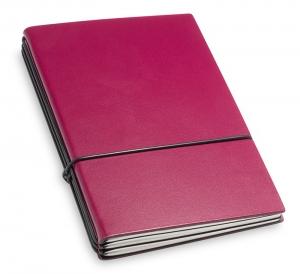 A6 3er Lefa violett mit Kalender 2021