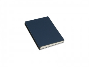 A6 Lefa Hülle 2er jeansblau, inkl. ElastiXs