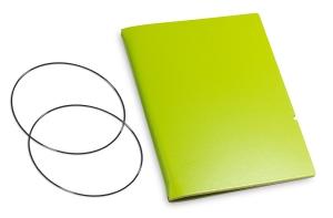 A7 Hülle 1er Lefa grün inkl. ElastiXs