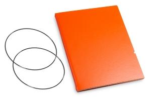 A7 Hülle 1er Lefa orange inkl. ElastiXs
