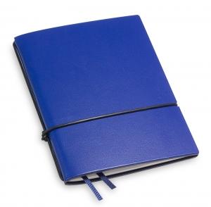 A7 1er Lefa blau mit Notizenmix