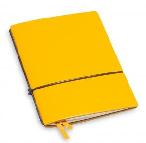 A7 1er Lefa gelb mit Notizenmix