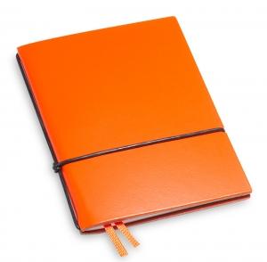 A7 1er Lefa orange mit Notizenmix