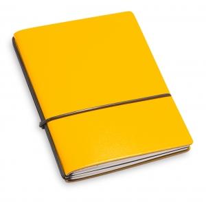 A7 2er Lefa gelb mit Notizenmix