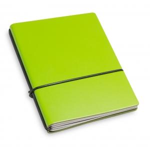 A7 2er Lefa grün mit Notizenmix