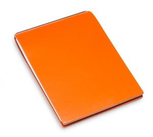 X-Steno Lefa orange mit 1 Einlage