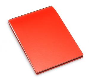 X-Steno Lefa rot mit 1 Einlage