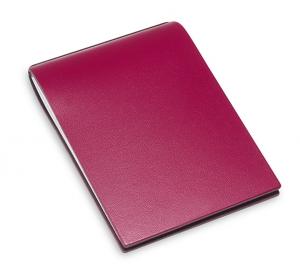 X-Steno Lefa violett mit 1 Einlage