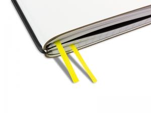 Doppelbuchband sonnengelb